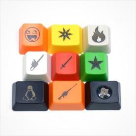Printed Keycap Singles